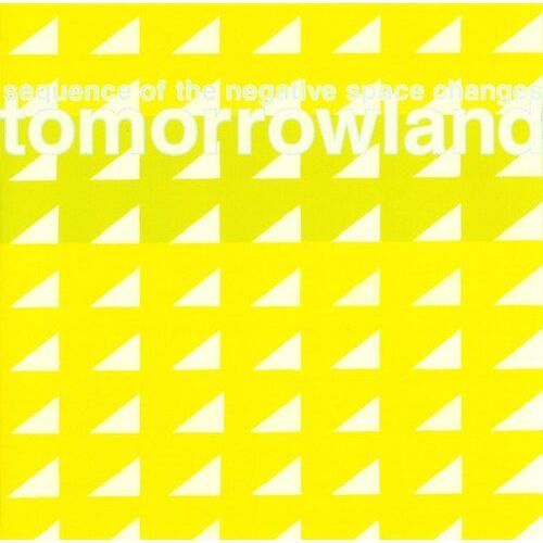 Tomorrowland - sequence of the negative space changes marki Kranky