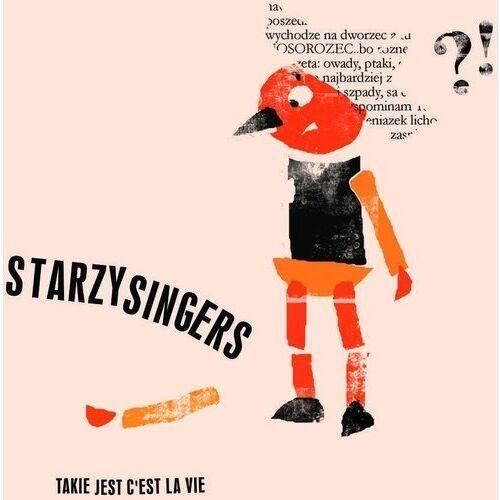 Starzy singers Takie jest c'est la vie (2xwinyl) - darmowa dostawa kiosk ruchu (5090000006916)