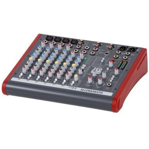 Allen&heath zed 10fx mikser dźwięku z efektem marki Allen & heath
