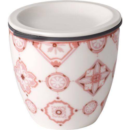 Villeroy & boch - to go rose porcelanowy pojemnik na sosy lub dodatki