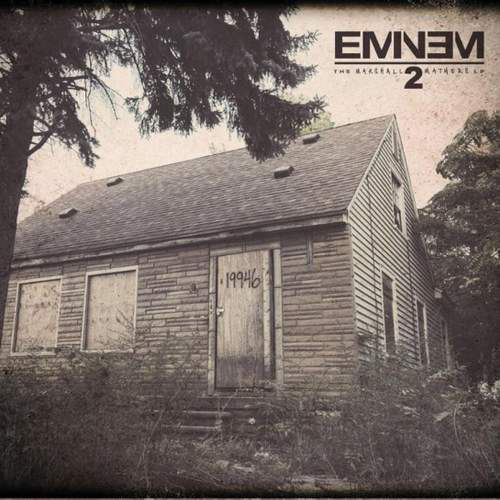 Universal music Eminem - the marshall mathers lp 2 (polska cena) (0602537625222)