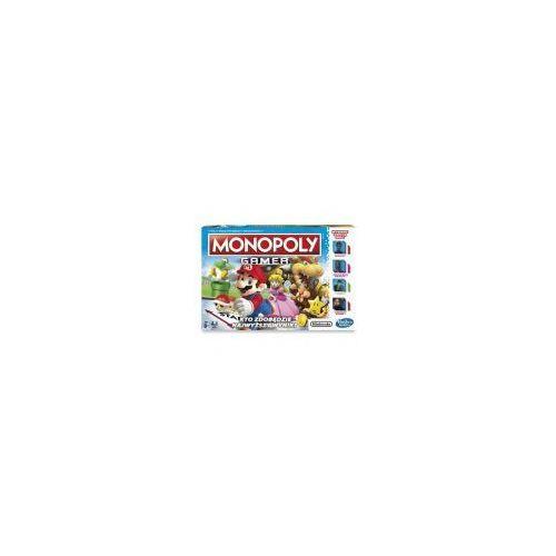 Gra monopoly gamer - poznań, hiperszybka wysyłka od 5,99zł! marki Hasbro