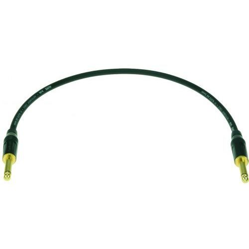 kabel gitarowy do efektów 0.3m marki Klotz
