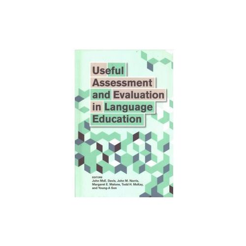 USEFUL ASSESSMENT AND EVALUATION IN LANG (9781626165397)