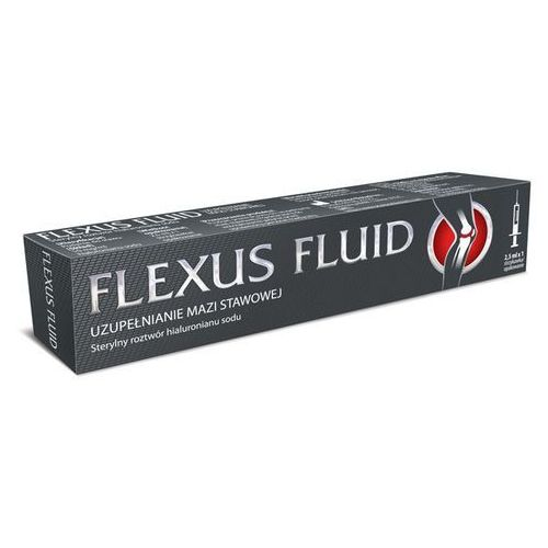 Flexus fluid 2,5 mg x 1 ampułkostrzykawka (ampułki)