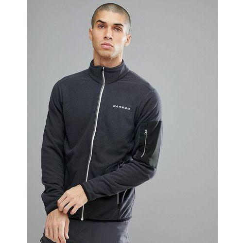 Dare2b Long Sleeve Fleece - Grey, 1 rozmiar