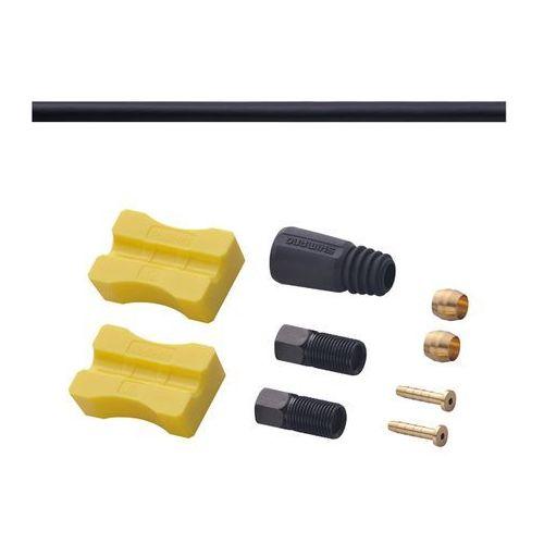 Shimano Esmbh59jkl100 przewód hamulcowy hydrauliczny sm-bh59 1000 mm przód czarny (4524667688297)