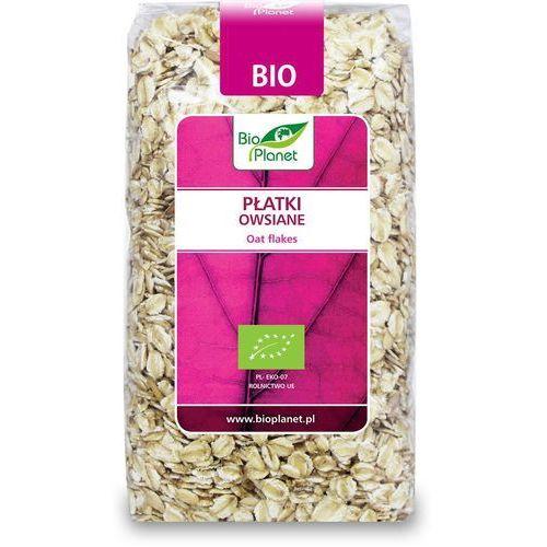 Bio Planet: płatki owsiane BIO - 300 g