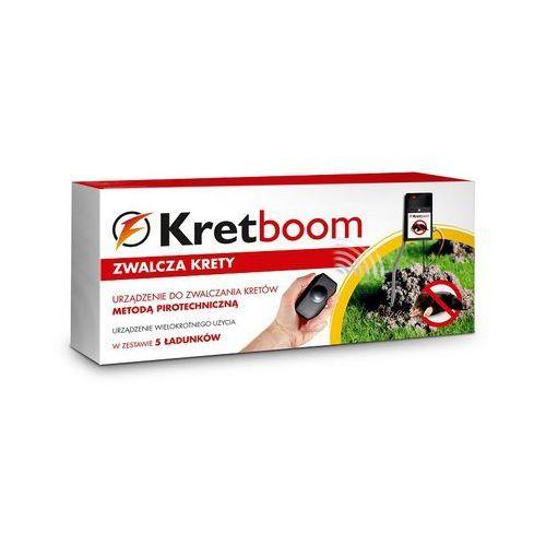 Kret-Boom - Pirotechniczny eliminator kretów wersja 2019r