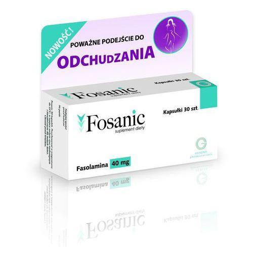 Fosanic kaps. x 30 - kapsułki Tabletkina odchudzanie