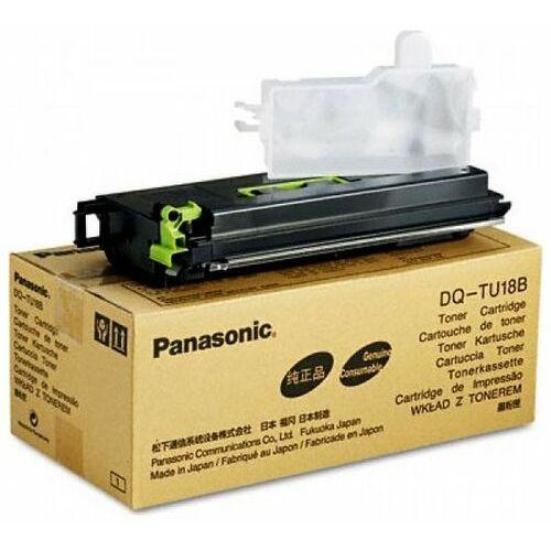 Wyprzedaż Oryginał Toner Panasonic DQ-TU18B do Panasonic DP-2500 DP-3010, pudełko otwarte