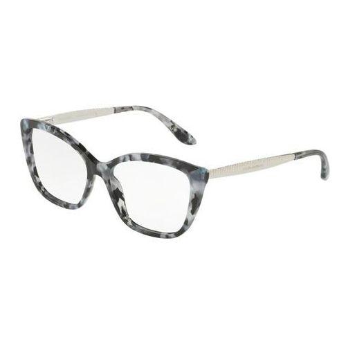 Dolce & gabbana Okulary korekcyjne dg3280 3132