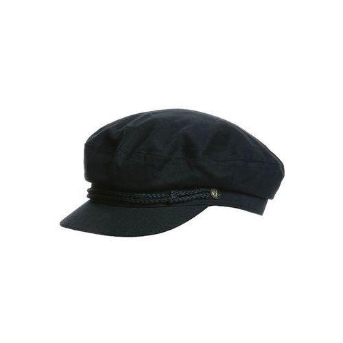 Brixton FIDDLER Czapka black harringbone twill - produkt dostępny w Zalando.pl