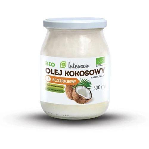 Intenson - olej kokosowy rafinowany - 500ml