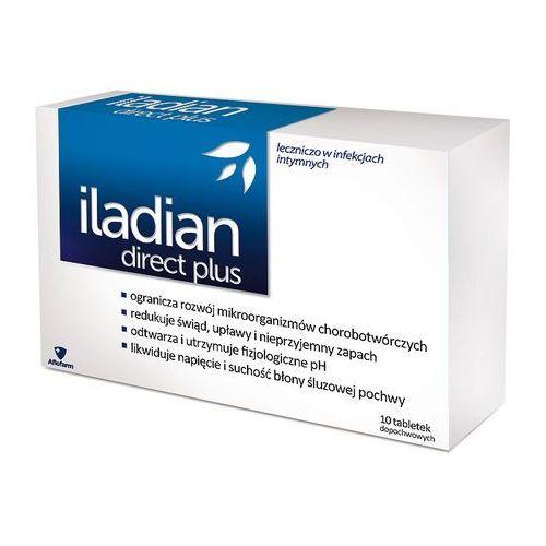 Iladian direct plus x 10 kaps.dopochw. - oferta [0502d948536fa39a]