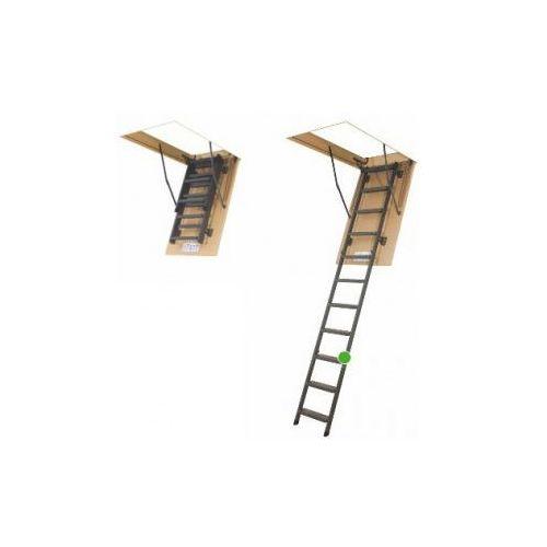 Schody strychowe lms smart 70x140/280 marki Fakro