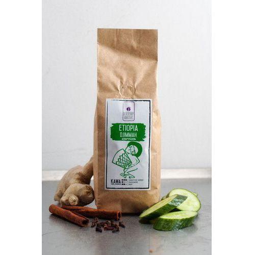 Blueberry roasters Kawa ziarnista etiopia djimmah 250g - ziarnista \ 250g