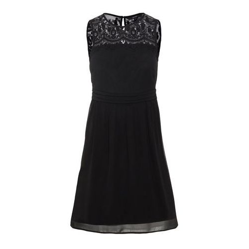Vero moda letnia sukienka czarny