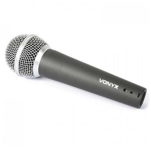 Skytec Dynamiczny mikrofon z 5 metrowym kablem XLR, 173.457