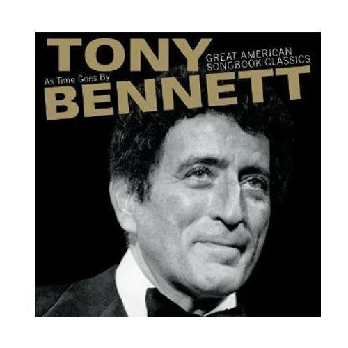 AS TIME GOES BY: GREAT AMERICAN SONGBOK CLASSICS - Tony Bennett (Płyta CD)