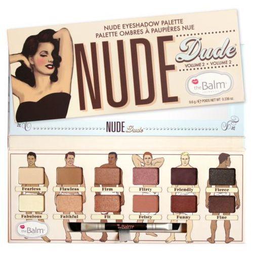 Thebalm nude dude eyeshadow palette | paleta cieni do powiek 9,6g