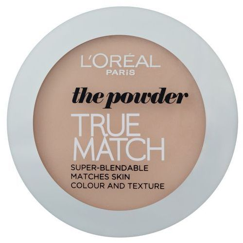 L'oreal true match powder puder prasowany r1-c1 rose ivory 9g