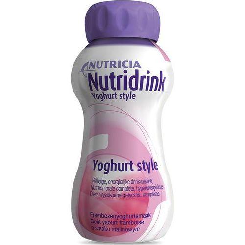 nutridrink yoghurt - malina - dieta wysokoenergetyczna - 200ml marki Nutricia