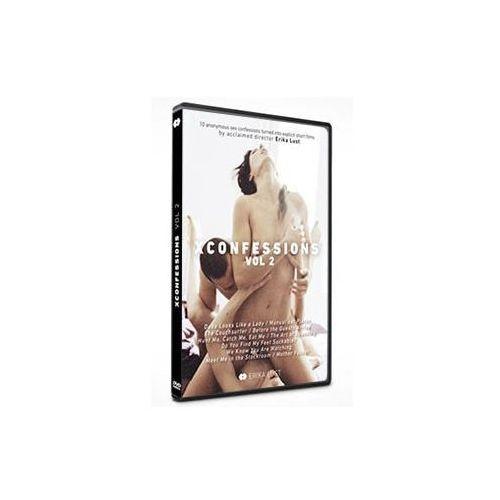 - kultowa seria filmów erotycznych - xconfessions 2 dvd marki Erika lust