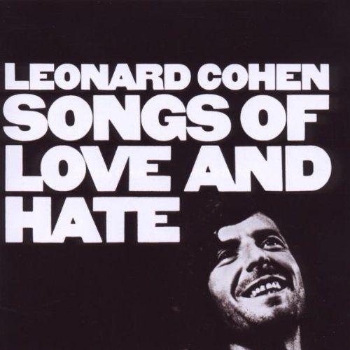 Songs Of Love And Hate - Leonard Cohen (Płyta CD) (0886970938723)