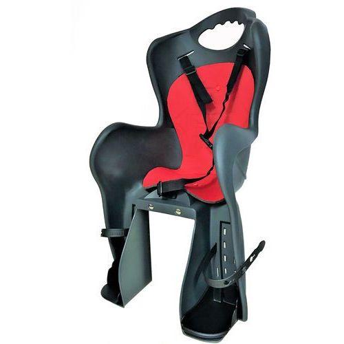 Fotelik rowerowy elibas grafitowy + darmowy transport! marki Kross