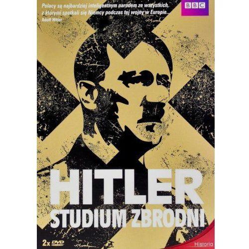 Hitler. Studium zbrodni (2 DVD) (5906619092175)
