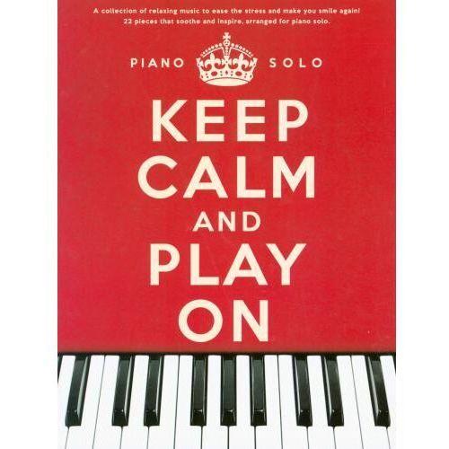 Pwm różni - keep calm and play on na fortepian