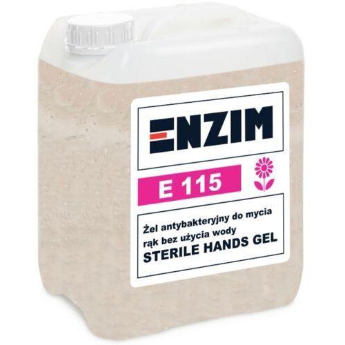 Antybakteryjny żel do mycia rąk STERILE HANDS GEL 5 L bez użycia wody