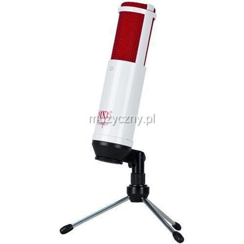 Mxl tempo wr mikrofon usb (biały)