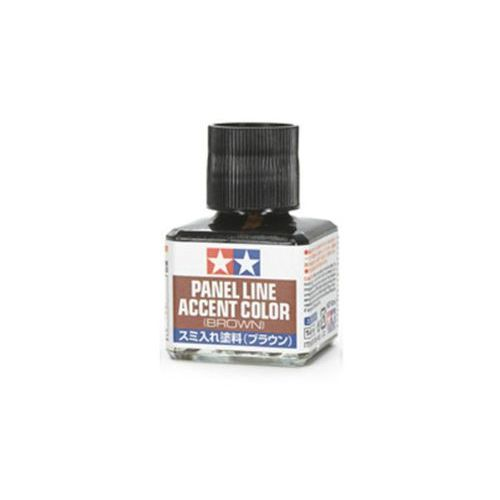 Panel Line Accent Color Brown / 40ml Tamiya 87132, 5_590529