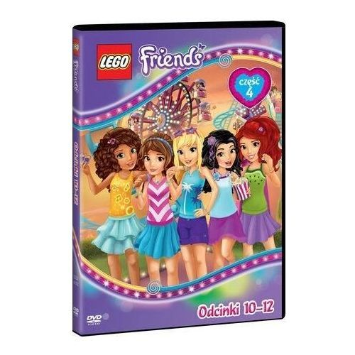 Różni Lego friends, część 4 (dvd) -