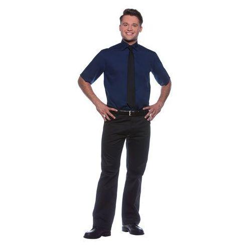 19f628fee189e9 Karlowsky Koszula męska z krótkim rękawem, rozmiar 46, granatowa | , jona  214,72 zł Koszula męska o kroju regular fit. Krótkie rękawy i kołnierzyk  Windsor.