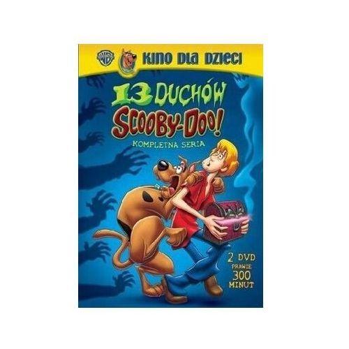 Scooby-doo: 13 duchów (2d) 7321909042865 marki Galapagos films