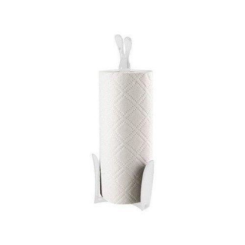Stojak na ręczniki papierowe roger biały marki Koziol