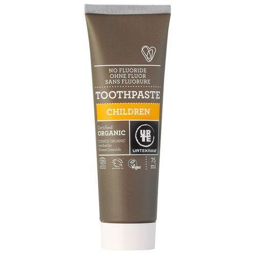 Pasta do zębów dla dzieci eko 75 ml - marki Urtekram