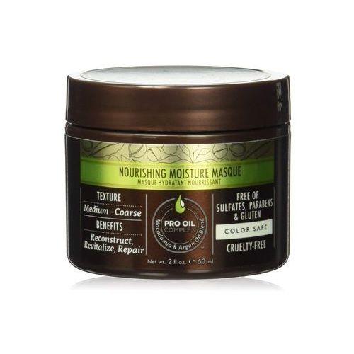 nourishing moisture | odżywcza maska do włosów szorstkich 60ml marki Macadamia