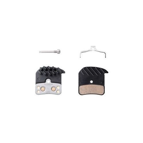 Klocki hamulcowe SHIMANO H03C metaliczne/radiator