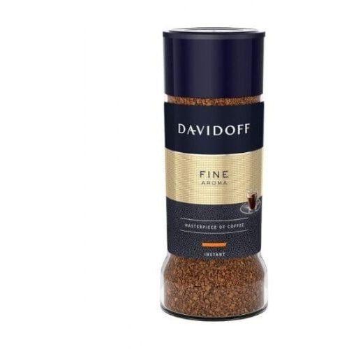 Davidoff - Fine Aroma - kawa rozpuszczalna - 100g - słoik