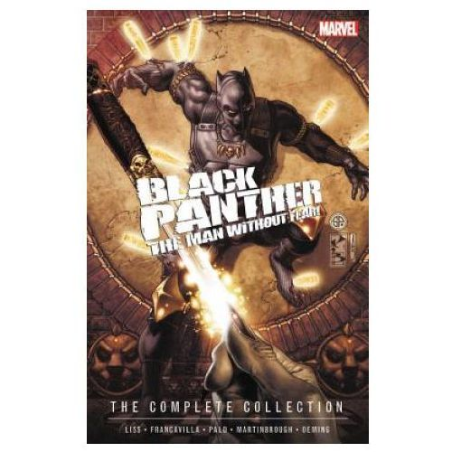Black Panther: The Man Without Fear - The Complete Collection