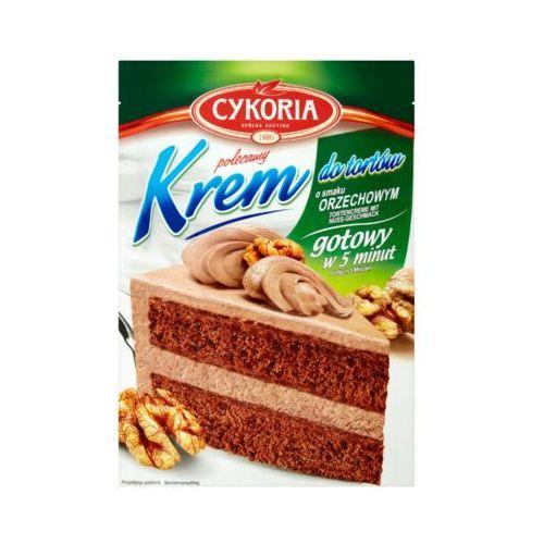 CYKORIA 100g Krem do tortów orzechowy