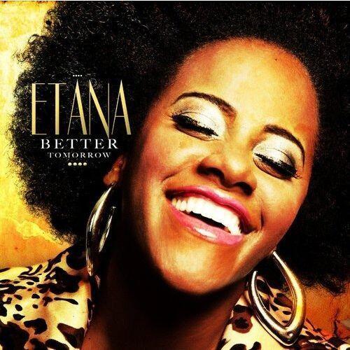 Better tomorrow - etana (płyta cd) marki Vp