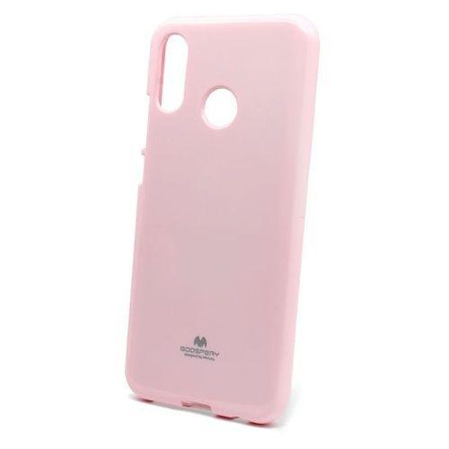 Etui Jelly Mercury Huawei P20 Lite Case pudrowy róż (8809550386921)