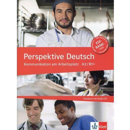 Perspektive Deutsch, Kursbuch mit Audio-CD (9783126753470)