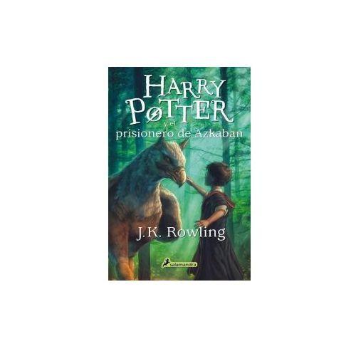 Harry Potter y El Prisionero de Azkaban Rowlingová Joanne Kathleen