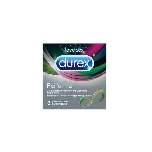 Prezerwatywy Durex Performa (1 op. / 3 szt.)